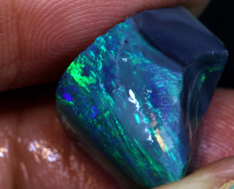 15.35cts lightning ridge opal pre shaped rubs ADO-8691-adopals