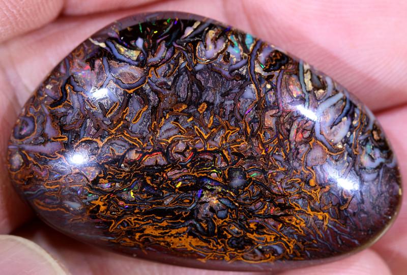 ( 82.50 )crts Beautiful Koriot opal Q28