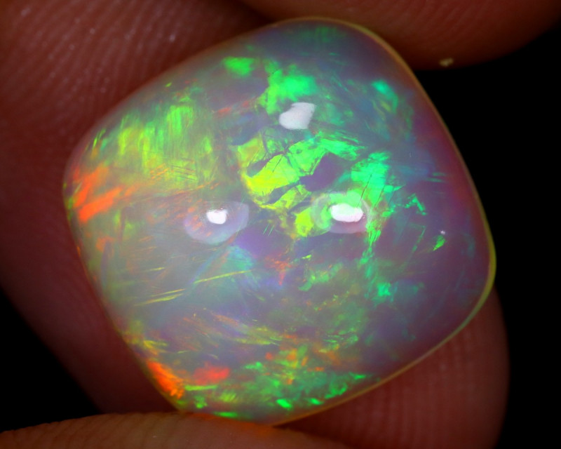 6.50cts Natural Ethiopian Welo Opal / UX09