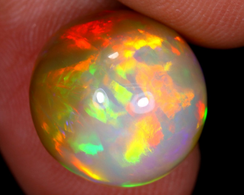 6.19cts Natural Ethiopian Welo Opal / UX27