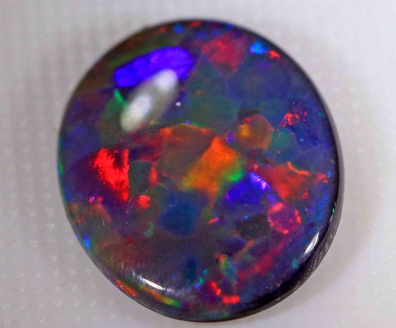 3.90 CT BLACK OPAL FROM LR