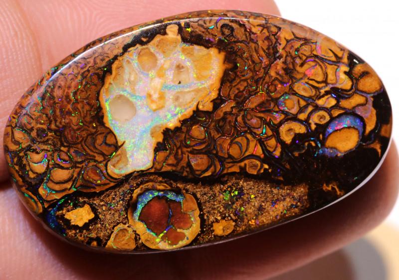 Koroit Opal Polished Stone 56.40  cts   AOH-382