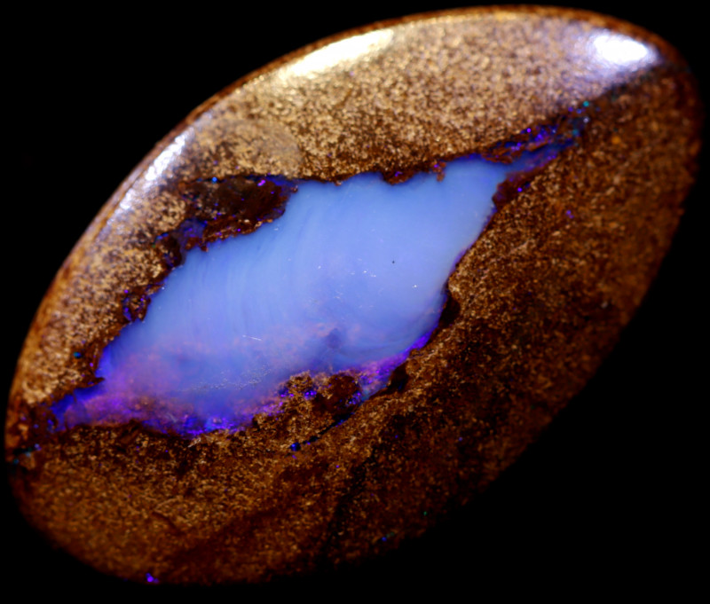11.2 CTS QUALITY BOULDER OPAL TOP POLISH EO-1039