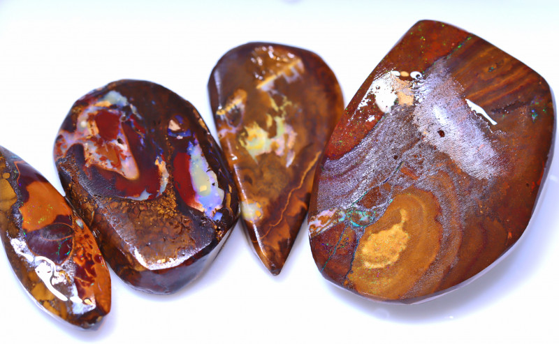 226.07 Carats Yowah Opal Pre Shaped Rough Parcel ANO-1943