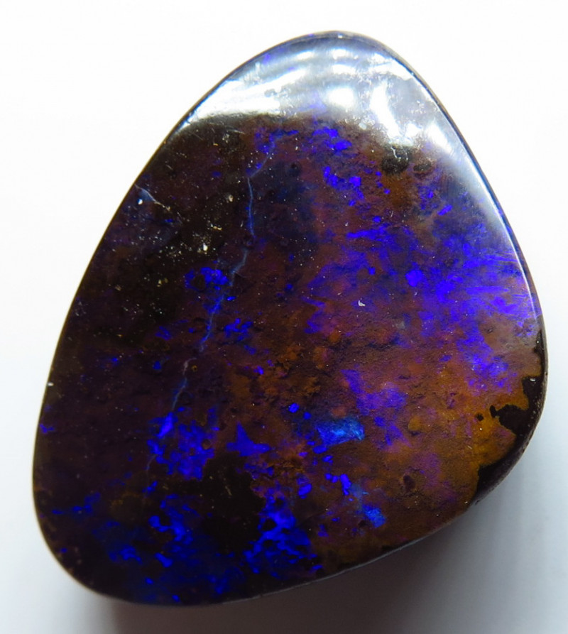 10.98ct Australian Boulder Opal Stone