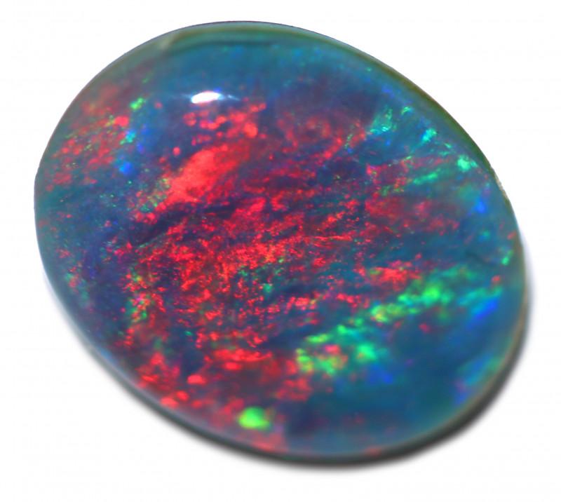 1.8 cts  Australian Triplet Opal  10x8 mm   FO 1334