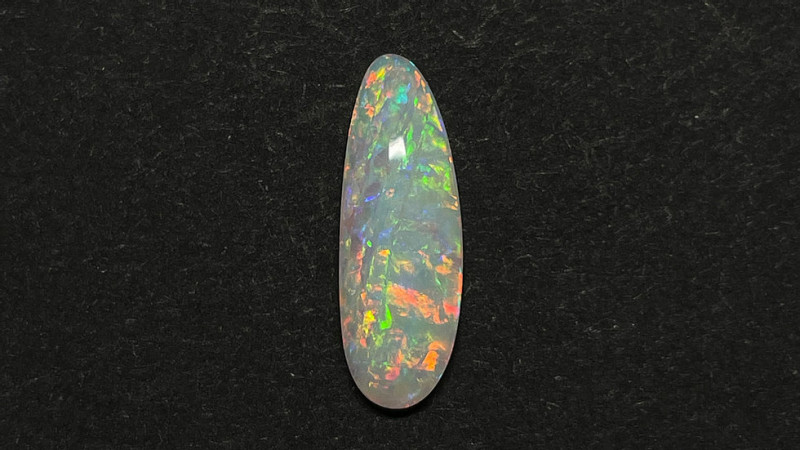 2ct Coober Pedy White Opal
