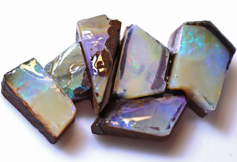 29.35 Carats Boulder Opal  Rough Parcel ANO-2119