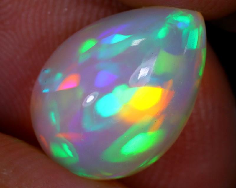 3.78cts Natural Ethiopian Welo Opal / GUX438
