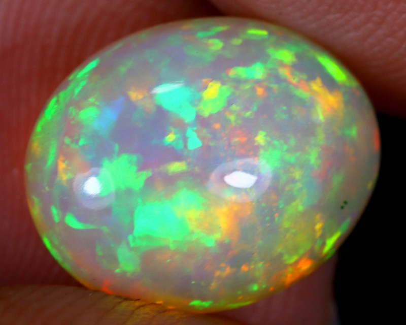 3.73cts Natural Ethiopian Welo Opal / GUX449