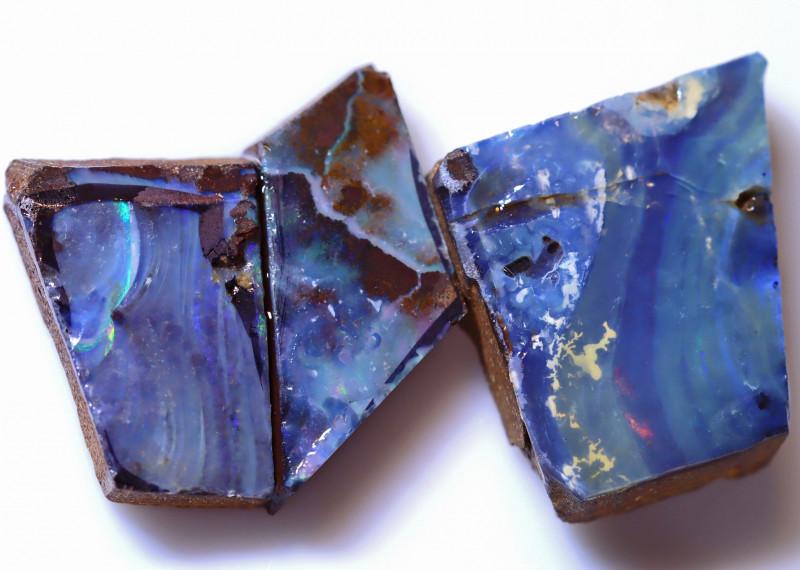50.48 Carats Boulder Opal  Rough Parcel ANO-2125