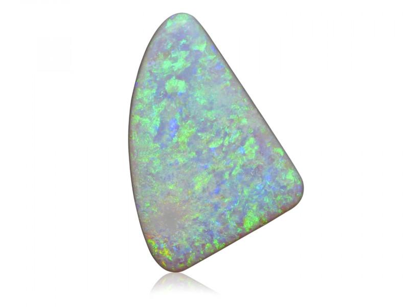 5.22 ct White Opal from Lightning Ridge - Australia