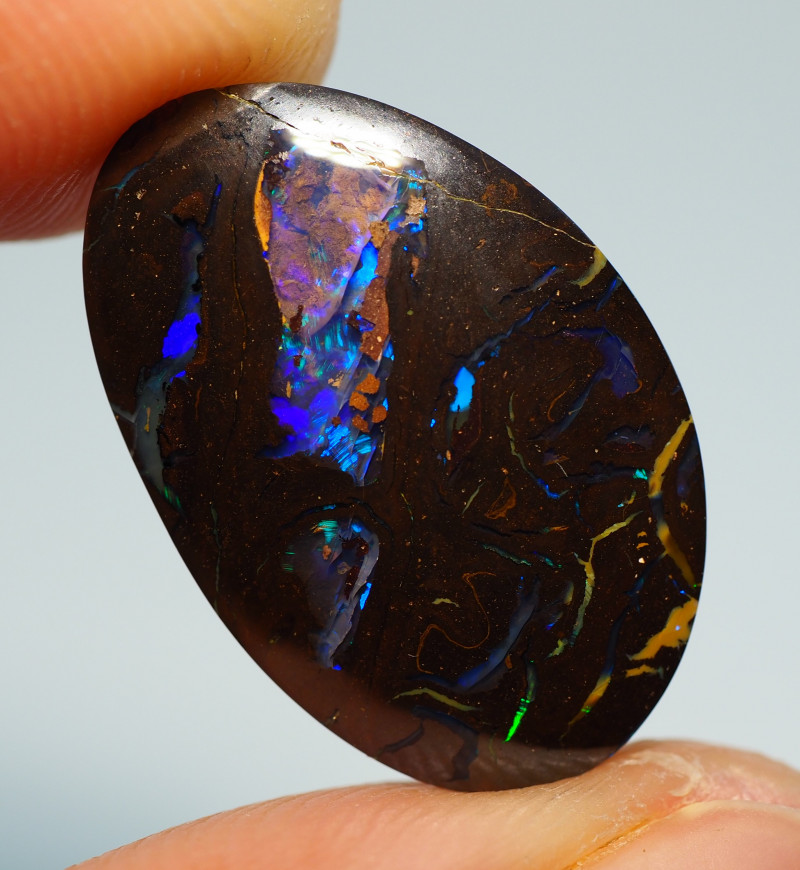 15.30CTS  YOWAH OPAL WITH AMAZING PATTERN  MK95