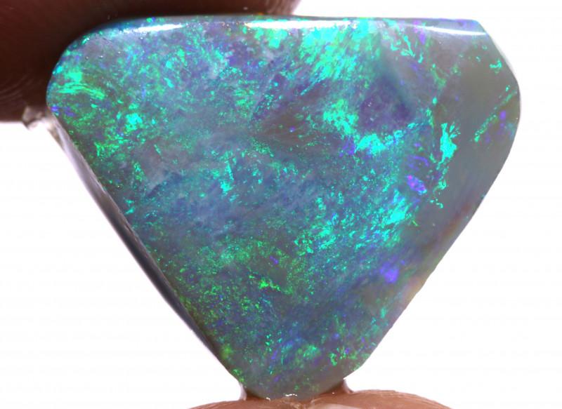 7.35cts Dark Opal Prefinished Rub L.Ridge ADO-9187 adopals