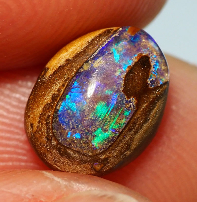 2.00CTS  YOWAH OPAL WITH AMAZING PATTERN  MK157(A)