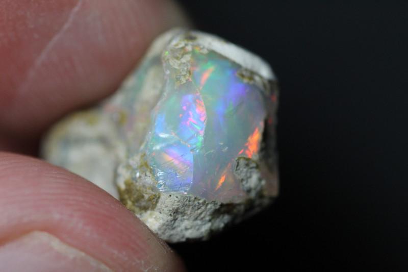 *USA Seller* Natural 7ct Ethiopian Welo Rough Opal #REO684
