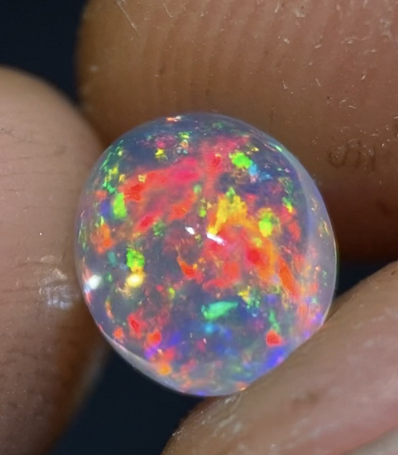1.475ct Mexican Crystal Opal (OM)