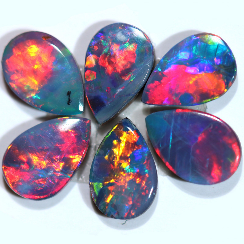 1.60 CTS OPAL DOUBLET PARCEL CALIBRATED [SEDA8031]