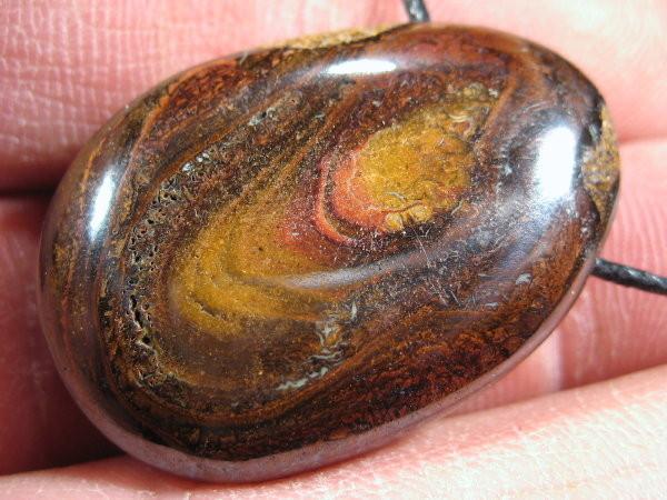YowahOpals*63.40ct Boulder Matrix Opal - *Pendant*