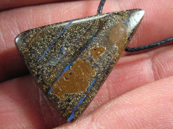 YowahOpals*33.90ct Australian Opal - *Pendant*