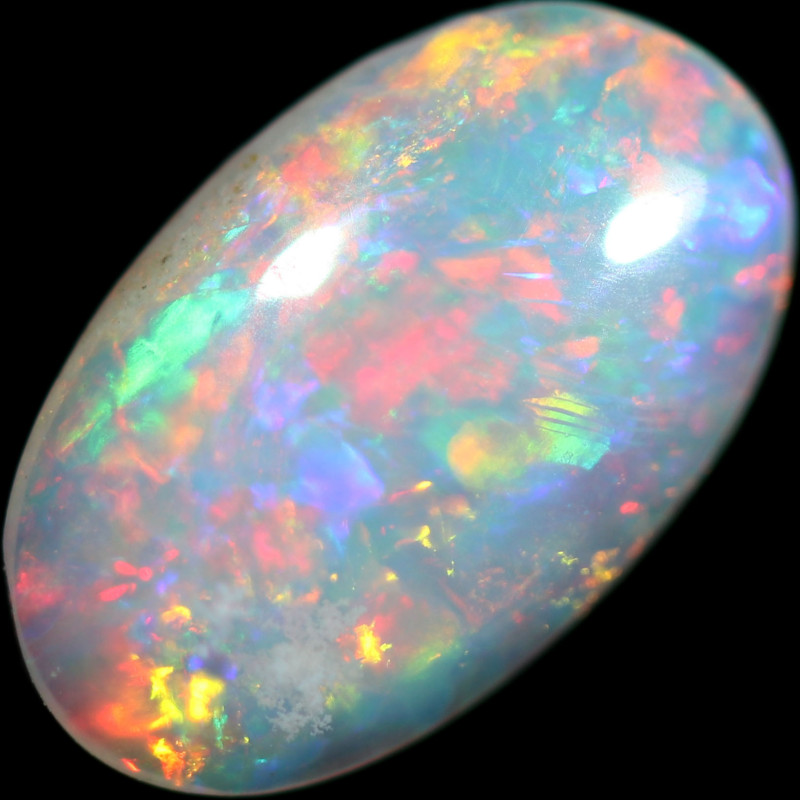 0.51 CTS CRYSTAL OPAL FROM COOBER PEDY  [CP7578]5