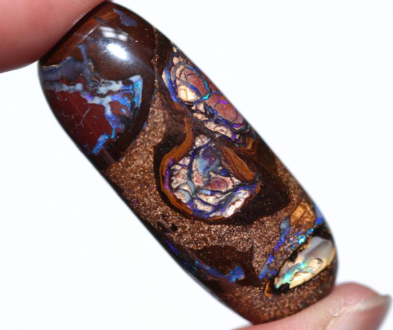 42.97 Carats Koroit Opal Cut Stone ANO-2419