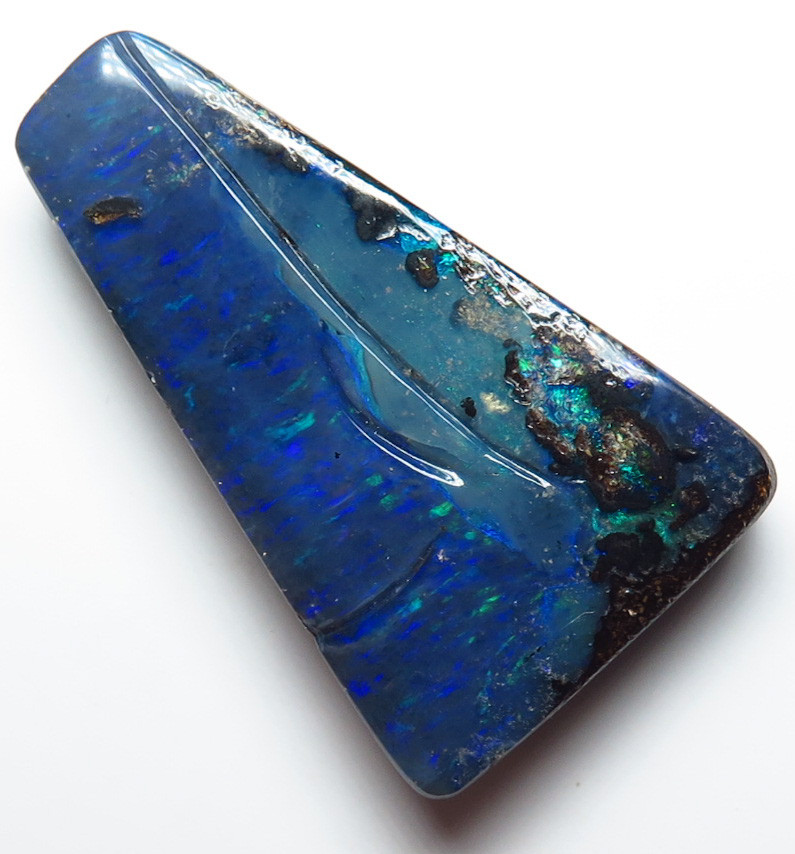 20.40ct Australian Boulder Opal Stone