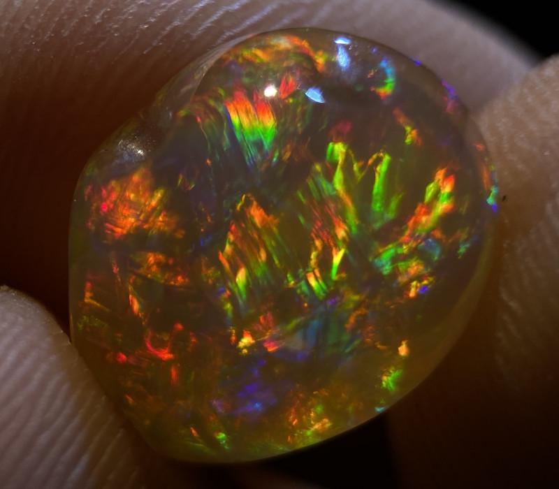Gem Quality 6.685ct Mexican Crystal Opal (OM)