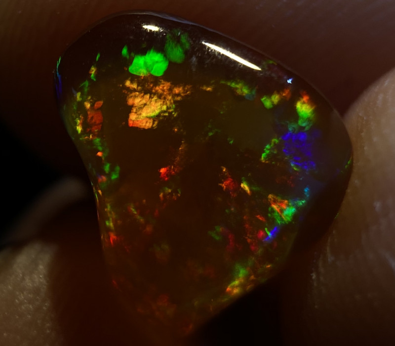 5.235ct Mexican Crystal Opal (OM)