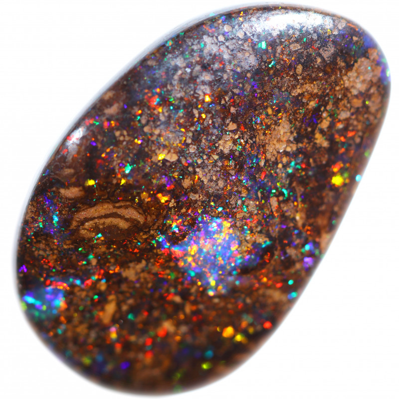 71.20 CTS BOULDER OPAL FROM KOROIT [BMB1251]