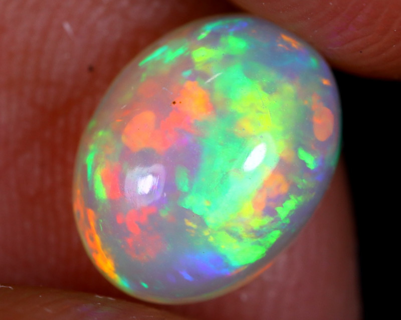 1.39cts Natural Ethiopian Welo Opal / UX1164