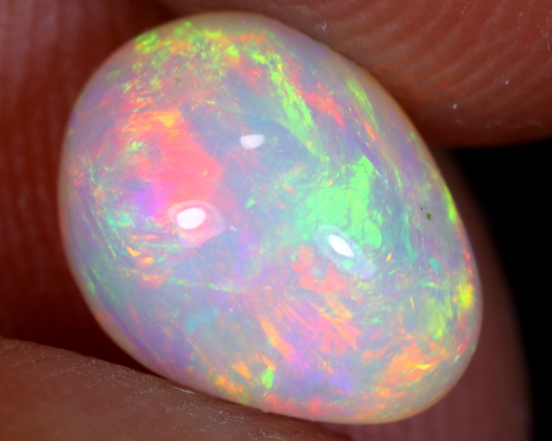 Free Form 1.38cts Natural Ethiopian Welo Opal / UX1176