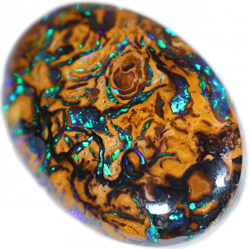 9.01 CTS 2 Private auctions OVAL OPAL FROM KOROIT [BMB1313]