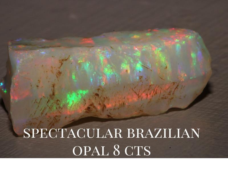 8 CTS BRAZILIAN ROUGH OPAL