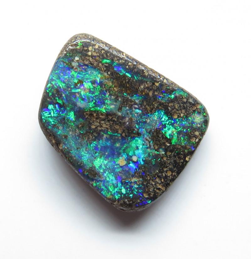 2.09ct Australian Boulder Opal Stone