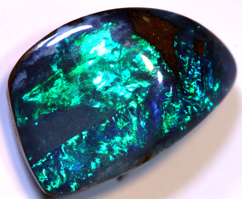 6.5CTS BOULDER OPAL POLISHED STONE  INV-967 - investmentopals