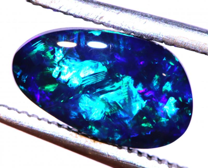 Opal Doublet Gem Lightning Ridge AOH-862 - australianopalhunter