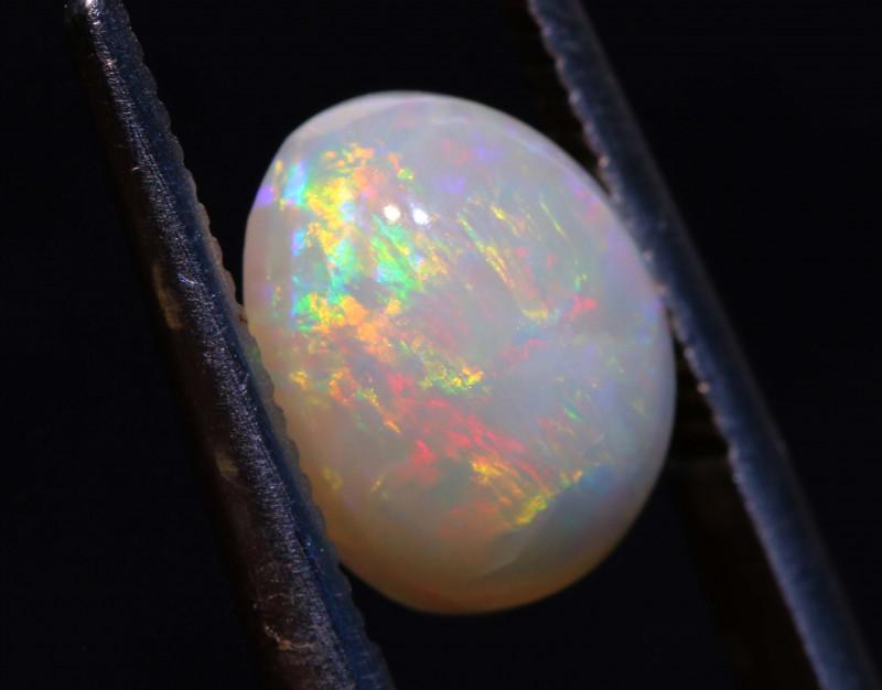 Coober Pedy White Opal Stone AOH-947 - australianopalhunter