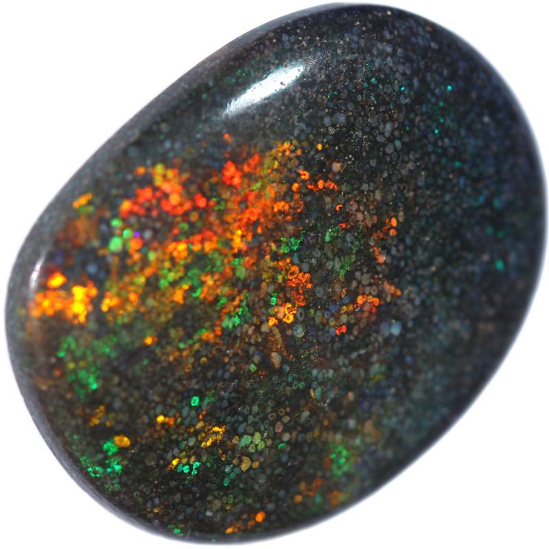 8.50 cts Andamooka matrix opal-natural polish [SO208]4