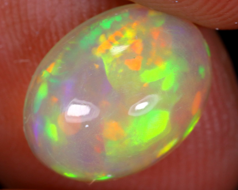 1.43cts Natural Ethiopian Welo Opal / UX1245