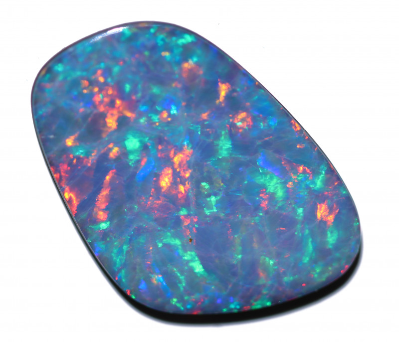 10.40 cts Australian Gem Opal Doublet  RD 336