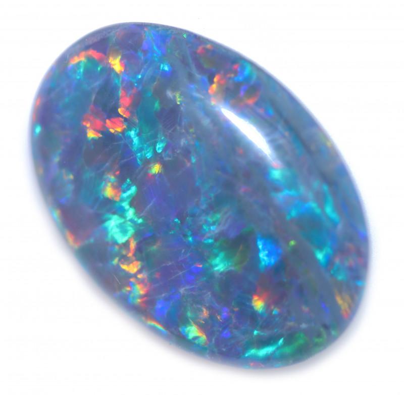 6.30 Cts Australian Gem Opal Triplet    RD 371