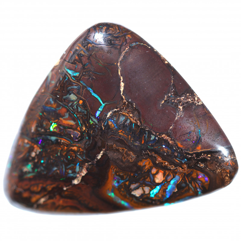 97.60 CTS BOULDER OPAL FROM KOROIT [BMB1539]