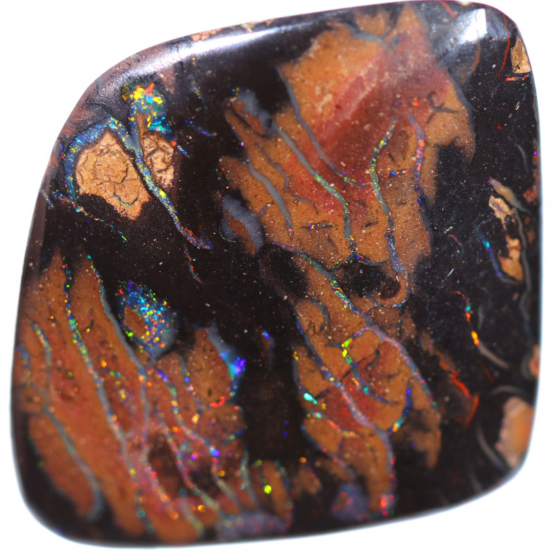 40.23 CTS BOULDER OPAL FROM KOROIT [BMB1541]