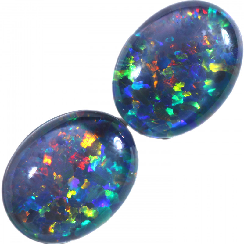 3.00 CTS  TRIPLET OPAL PAIRS [SO2022]