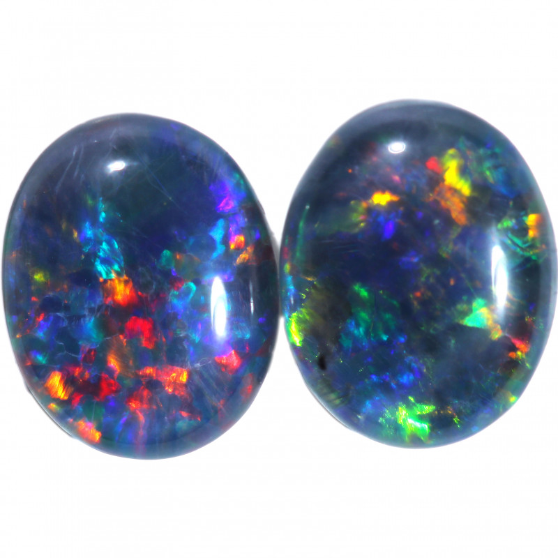 3.94 CTS  TRIPLET OPAL PAIRS [SO2024]