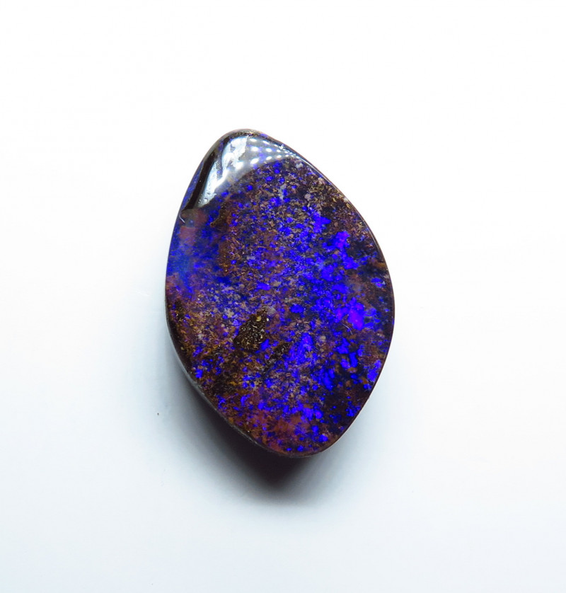 4.17ct Australian Boulder Opal Stone
