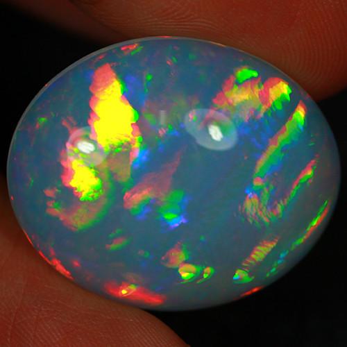 26.00 CT Collector Grade Rare Natural Ethiopian Opal-MD91