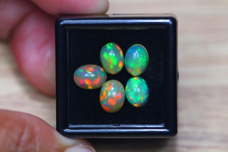 4.60Ct Natural Ethiopian Welo Solid Opal Lot D163