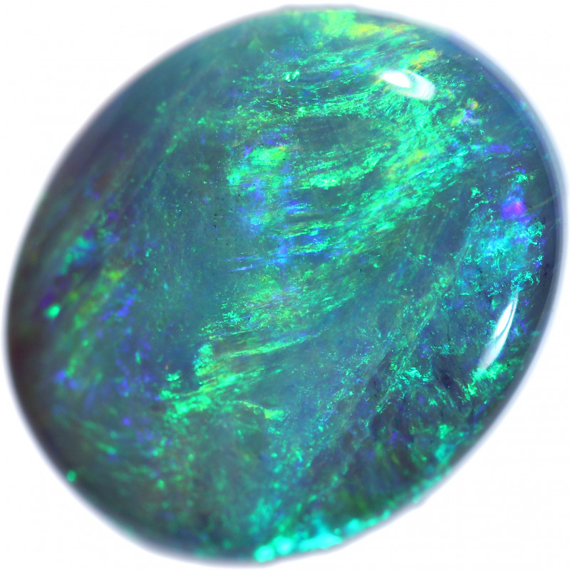 2.11 CTS SOLID OPAL FROM LIGHTNING RIDGE - [LRO2466]24